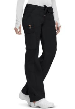 Low Rise Straight Leg Drawstring Pant (CE-46000A)