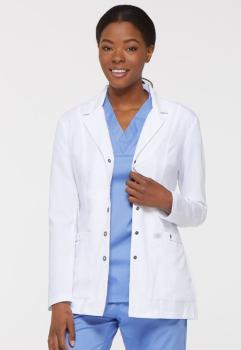 """28"""" Snap Front Lab Coat (DI-82400)"""