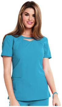 Round Neck Top (CA-CA602)