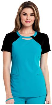 Round Neck Top (CA-CA606)