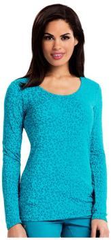 Long Sleeve Underscrub Knit Tee (CA-CA608X13)