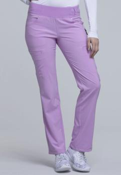 Mid Rise Straight Leg Pull-on Pant (CH-CK002)