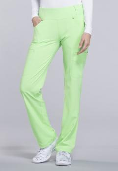 Mid Rise Straight Leg Pull-on Pant (CH-CK002P)