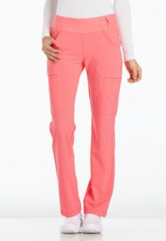 Mid Rise Straight Leg Pull-on Pant (CH-CK002T)
