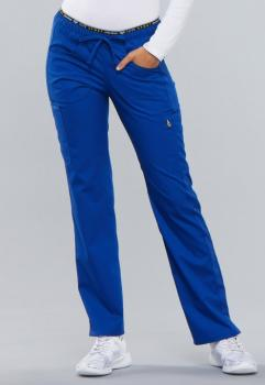 Mid Rise Straight Leg Pull-on Pant (CH-CK003)