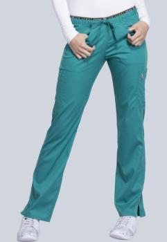 Mid Rise Straight Leg Pull-on Pant (CH-CK003P)