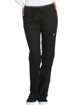 Mid Rise Straight Leg Pull-on Pant (CH-CK003T)