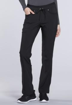 Mid Rise Tapered Leg Drawstring Pants (CH-CK010T)