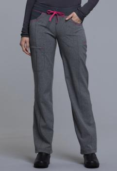 Low Rise Straight Leg Drawstring Pant (CH-CK030AT)