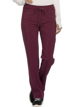 Mid Rise Tapered Leg Drawstring Pants (CH-CK100A)