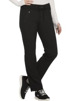 Mid Rise Tapered Leg Drawstring Pants (CH-CK100AP)