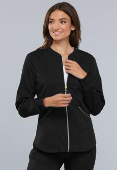 Zip Front Warm-up Jacket (CH-CK300)