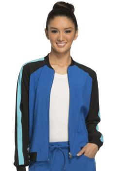 Zip Front Warm-up Jacket (CH-CK310A)