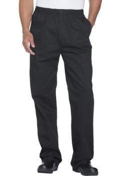 Men's Classic Elastic Waist Zip Trouser (DC-DC13)