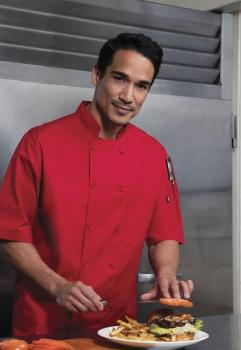 Unisex Cool Breeze Chef Coat (DC-DC412)