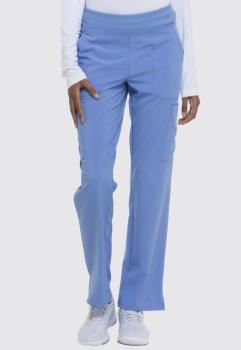 Natural Rise Tapered Leg Pull-On Pant (DI-DK005)