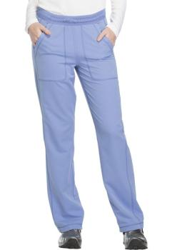 Mid Rise Straight Leg Pull-on Pant (DI-DK120P)