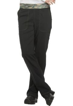 Mid Rise Tapered Leg Pull-on Pant (DI-DK140)
