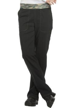Mid Rise Tapered Leg Pull-on Pant (DI-DK140P)