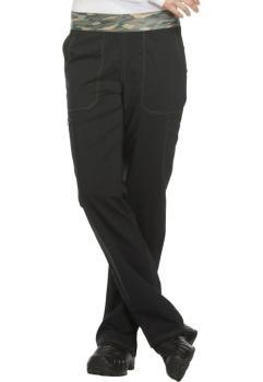Mid Rise Tapered Leg Pull-on Pant (DI-DK140T)