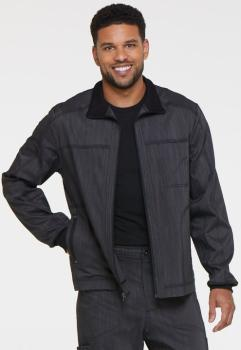 Men's Zip Front Warm-up Jacket (DI-DK310)