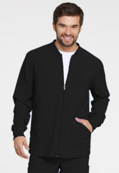 Men's Zip Front Warm-Up Jacket (DI-DK320)