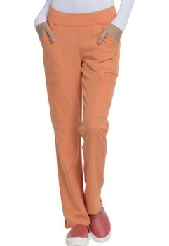 HeartSoul HS020 Women's Drawn To Love Low Rise Cargo Scrub Pant (HE-HS020)