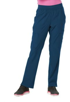 HeartSoul Tall Women's Drawn To Love Low Rise Cargo Scrub Pant (HE-HS020T)
