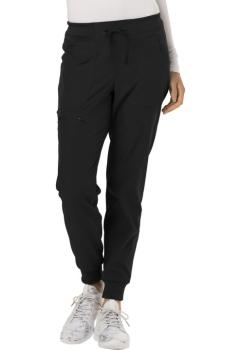 "HeartSoul HS030 Women's ""The Jogger"" Low Rise Tapered Leg Scrub Pant (HE-HS030)"