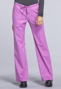Low Rise Straight Leg Drawstring Pants (CH-1066P)