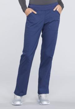 Mid Rise Straight Leg Pull on Cargo Pant (CE-WW170P)