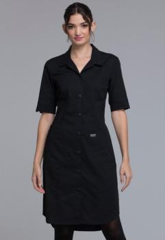 Button Front Dress (CE-WW500)