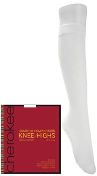 1 Pair Pack of Support Knee Highs (CH-YKHMC1)