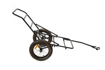 Dual 3-inch Fat Tire Folding Deer Trailer (BA-FDT)